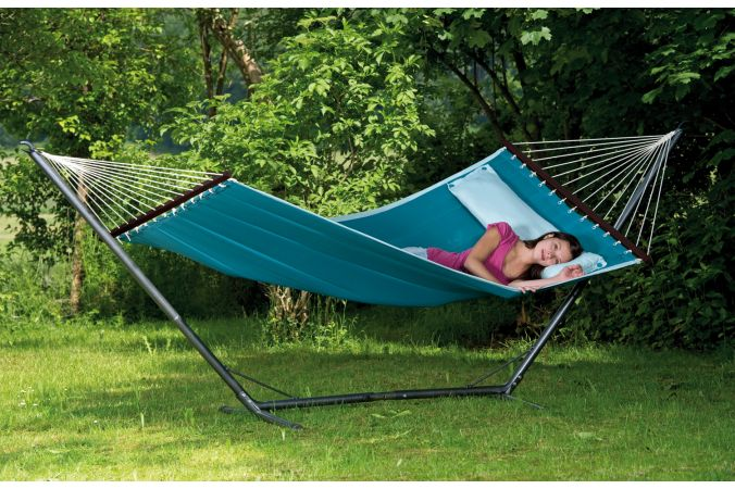 Hammock Double 'American Dream' Petrol