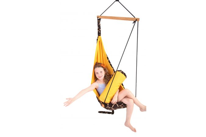 Kids Hanging Chair 'Hang Mini' Giraffe