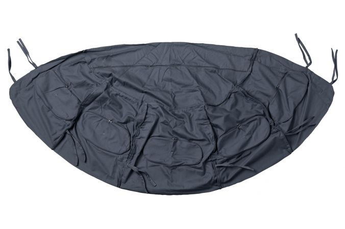 Pillowcase 'Globo Royal' Anthracite