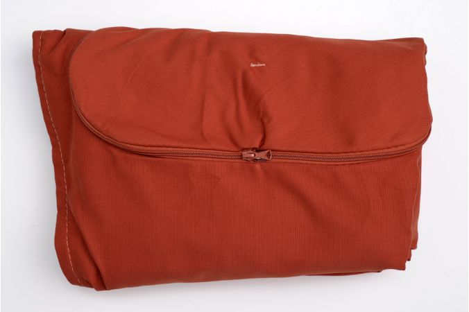 Pillowcase 'Globo Royal' Terracotta