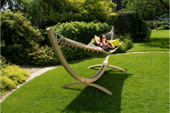Hammock Double 'American' Green