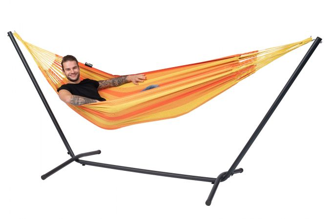 Hammock Single 'Dream' Orange