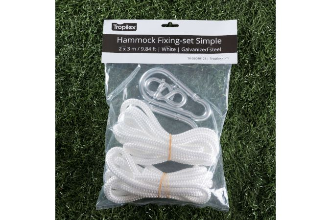 Hammock Fixation 'Simple' White