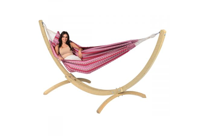 Hammock Double 'Premium' Cherry