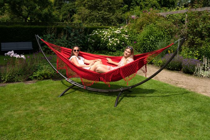 Hammock Double 'Sublime' Red