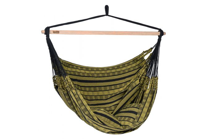 Hanging Chair Double 'Black Edition' Gold