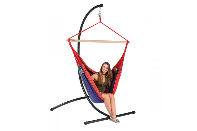 Hanging Chair Double 'Refresh' Rainbow