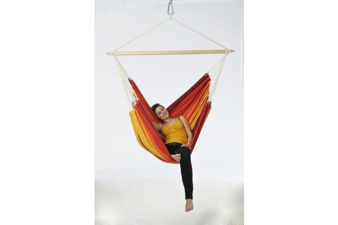 Hanging Chair Double 'Brasil Gigante' Lava