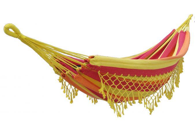 Hammock Double 'Tortuga' Fire