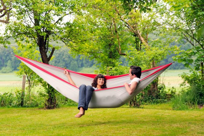 Travel Hammock 'Silk' XXL