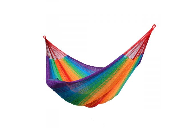 Hammock Double 'Mexico' Rainbow