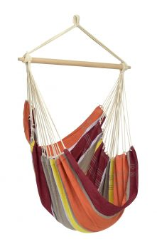 Hanging Chair Single 'Brasil' Acerola