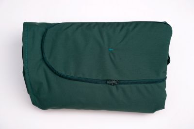 Pillowcase 'Globo Royal' Green Weatherproof