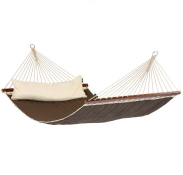 Hammock Double 'American' Brown