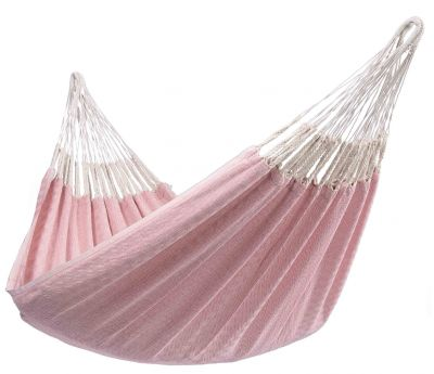 Hammock Single 'Natural' Pink