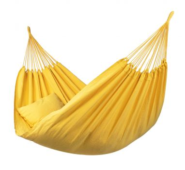 Hammock Single 'Plain' Yellow