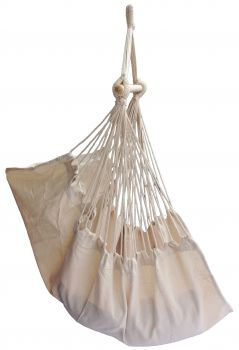 Hanging Chair Single 'Trinidad' Natura