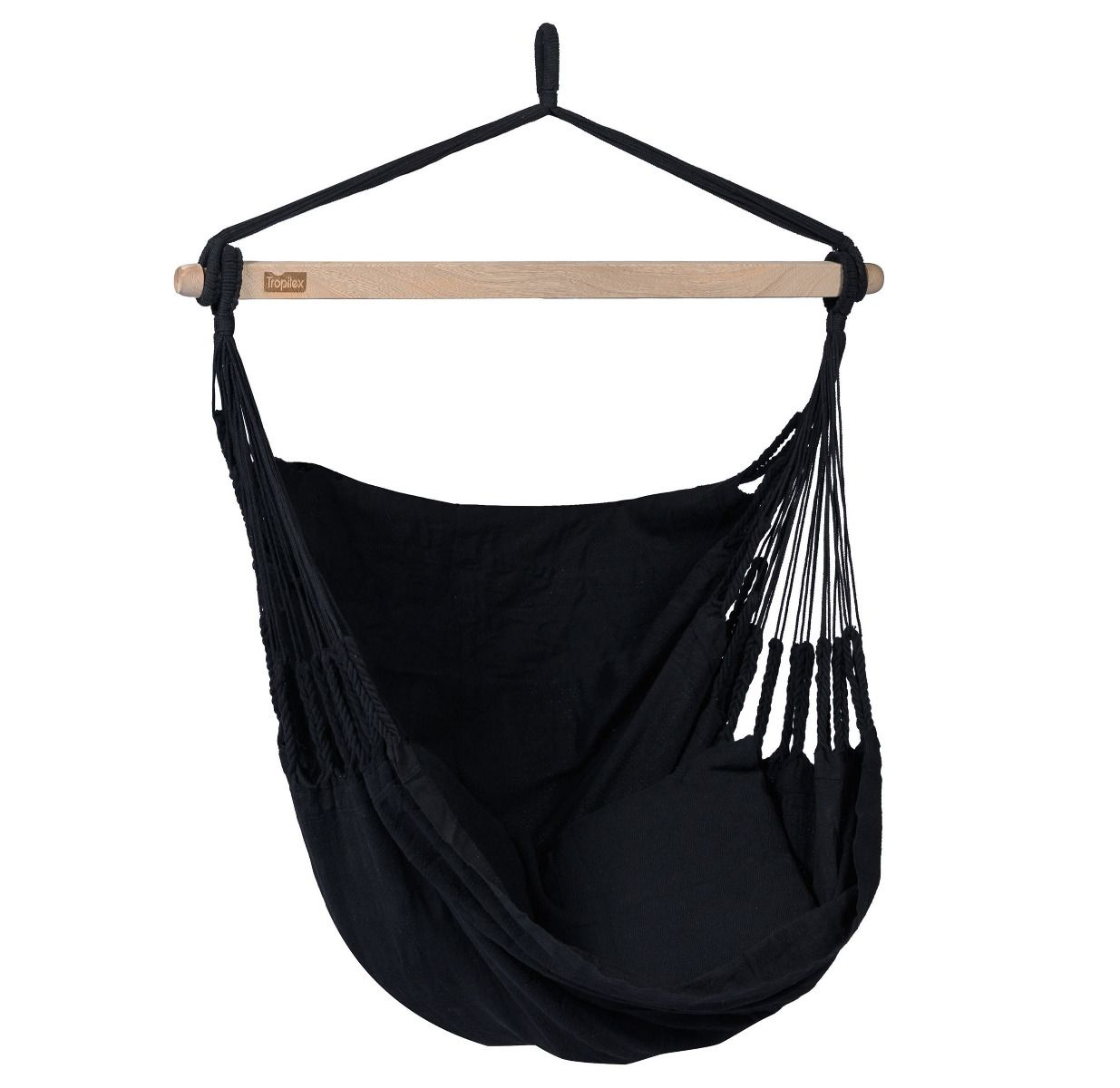 Hanging Chair Single 'Comfort' Black | Black ...