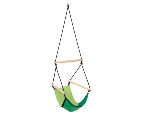 Kids Hanging Chair 'Swinger' Green