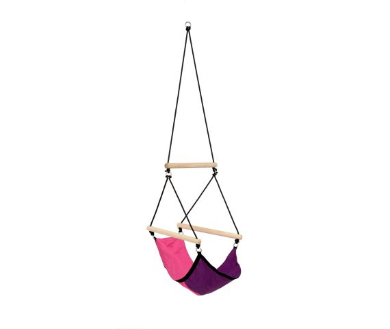 Kids Hanging Chair 'Swinger' Pink