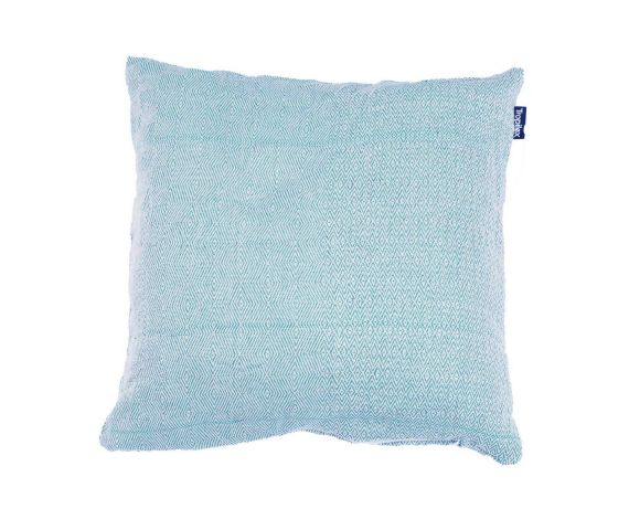 Pillow 'Natural' Blue
