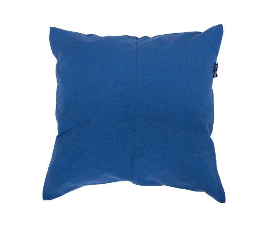 Pillow 'Plain' Blue