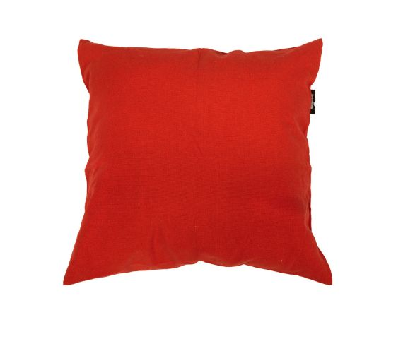 Pillow 'Plain' Red
