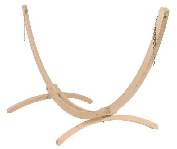 Hammock Stand Single 'Wood'