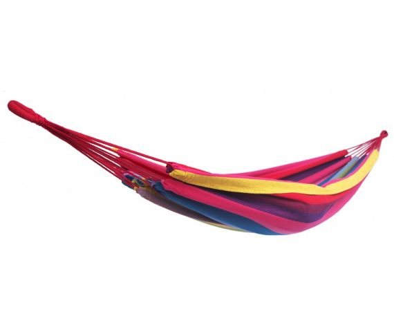Hammock Single 'Margarita' Raspberry