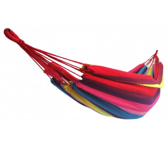 Hammock Double 'Barbuda' Raspberry