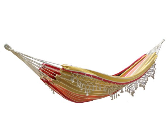 Hammock Double 'Tortuga' Earth