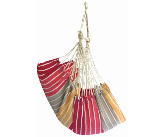Hanging Chair Single 'Trinidad' Earth