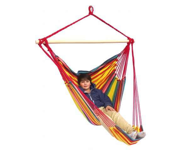 Hanging Chair Single 'Tropical' Sunny Lounge